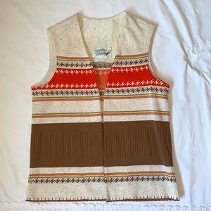 Vintage Western Heritage Vest